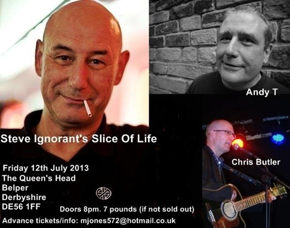 Slice of Life - Belper - 12 July 2013