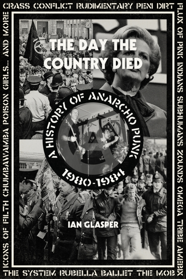 PM Press - The Day the Country Died - Ian Glasper