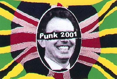 No Future? Punk 2001 conference, Wolverhampton