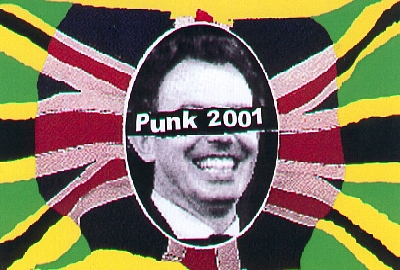 No Future? Punk 2001 conference, Wolverhampton