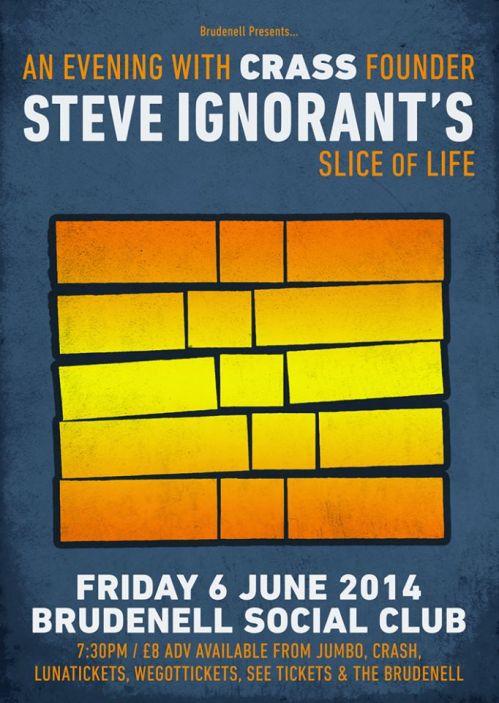 Slice of Life, Brudenell, Leeds, 6 June 2014