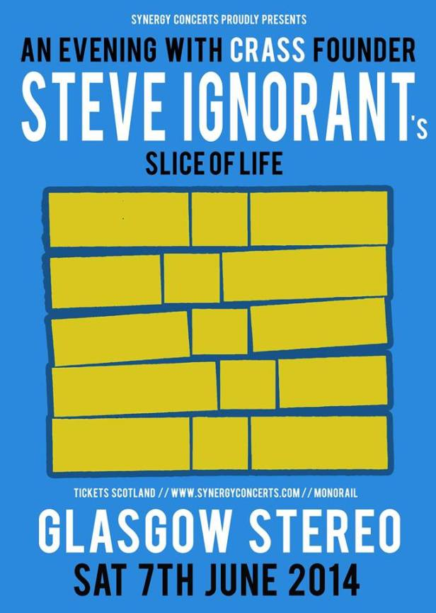 Slice of Life, Glasgow, 7 June 2014
