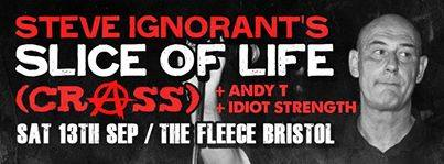 Slice of Life, Bristol, 13 September 2014