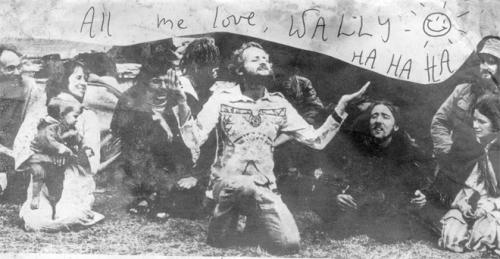 Wally Hope - Stonehenge