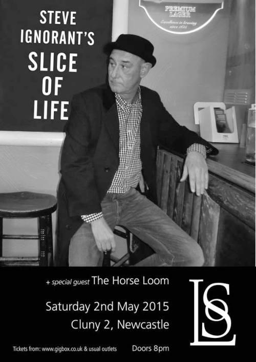 Slice of Life - 2 May 2015