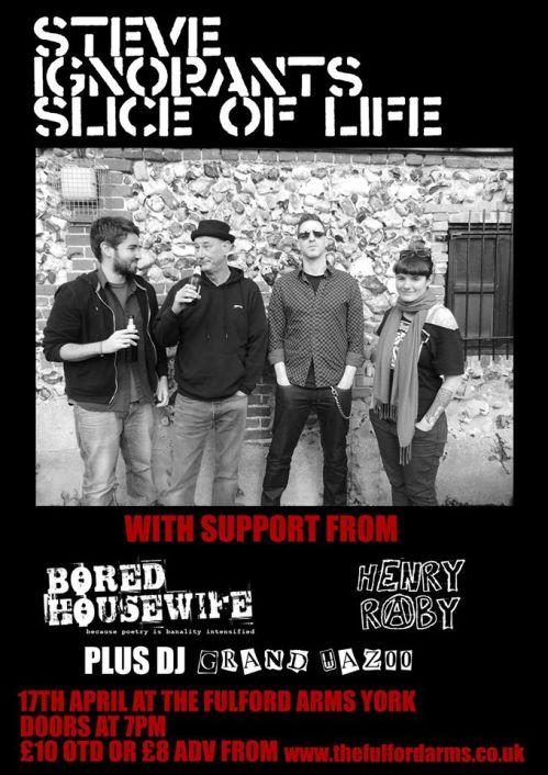 Slice of Life - 17 April 2015