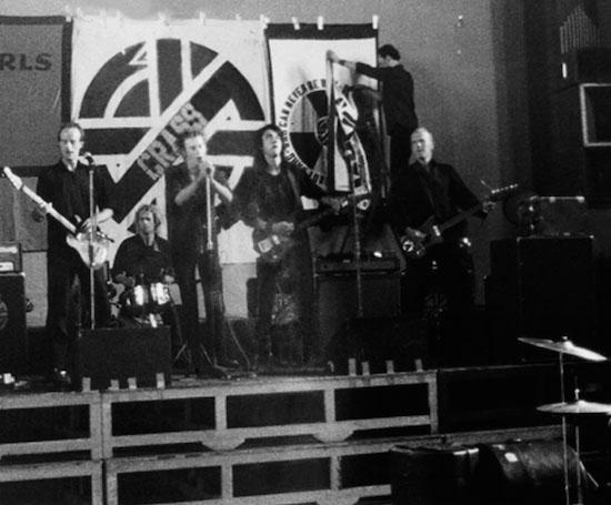 Cold Spring label to release live Crass 'bootlegs' | The