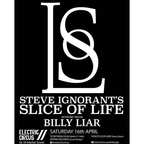 Slice of Life - Edinburgh - 16 April 2016