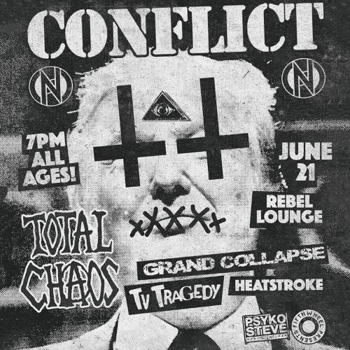 Conflict - Phoenix Arizona - 2016