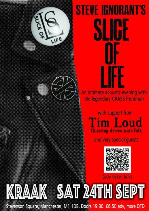 Slice of Life, Manchester, 24 September 2016
