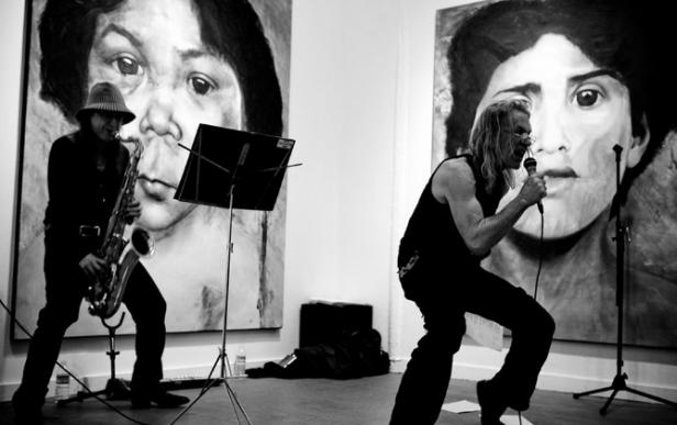 Rimbaud in performance