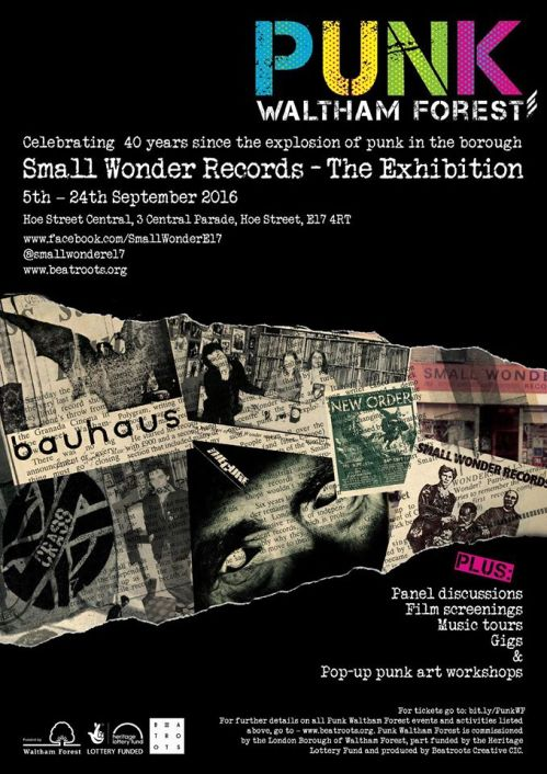 Small Wonder exhibition - 2016