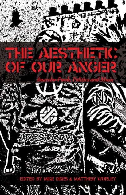 The cover of The Aesthetic of Our Anger
