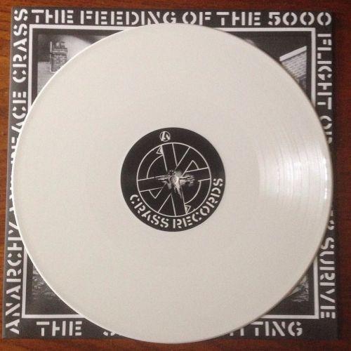 Feeding of the 5000 - white vinyl - March 2017