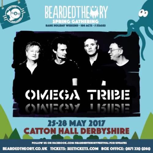 Omega Tribe - Bearded Theory