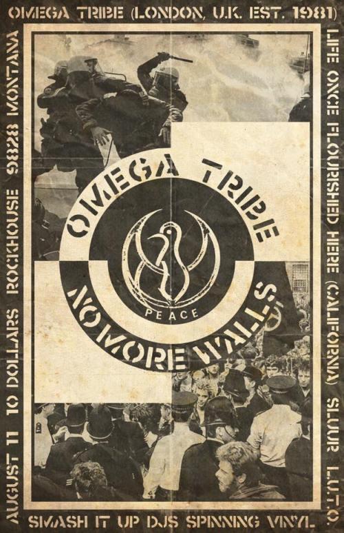 Omega Tribe - Montana
