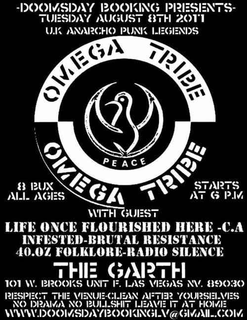 Omega Tribe - Las Vegas