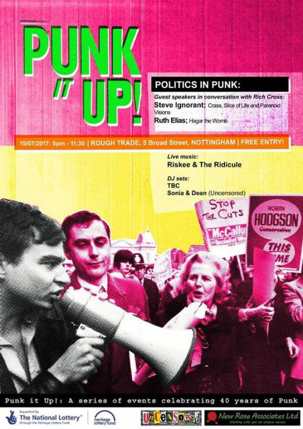 Punk it Up - The Politics of Punk