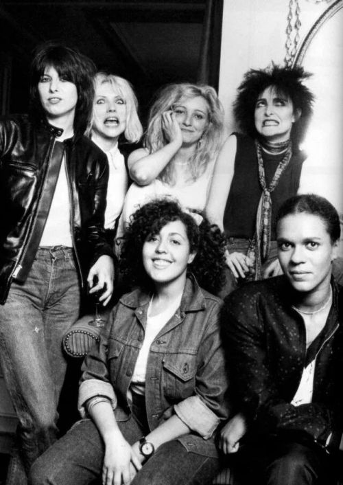 Women in Punk - Punk It Up!