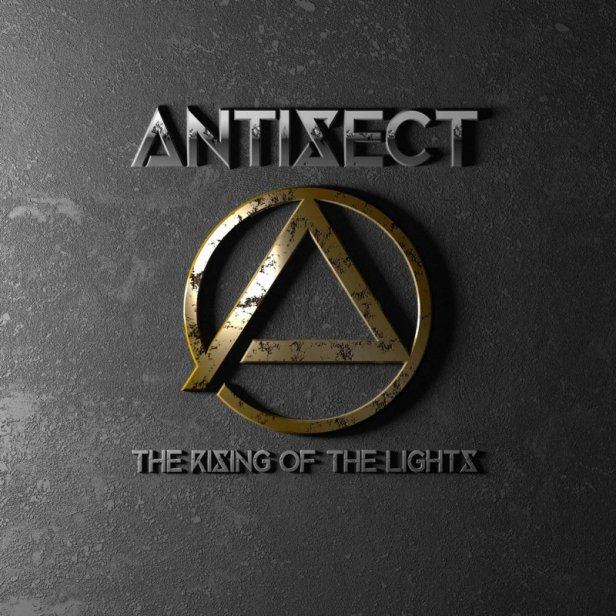 Antisect - The Rising of The Lights - first album since 1984