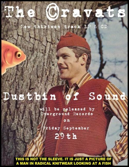The Cravats - Dustbin of Sound LP