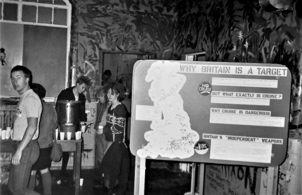 'Open Day' at The Bunker, Green Terrace, 1982