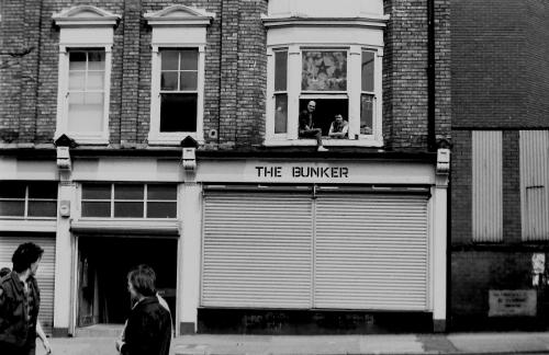 The Bunker, Stockton Road, 1983