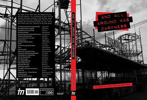 All Around Was Darkness - front and back cover