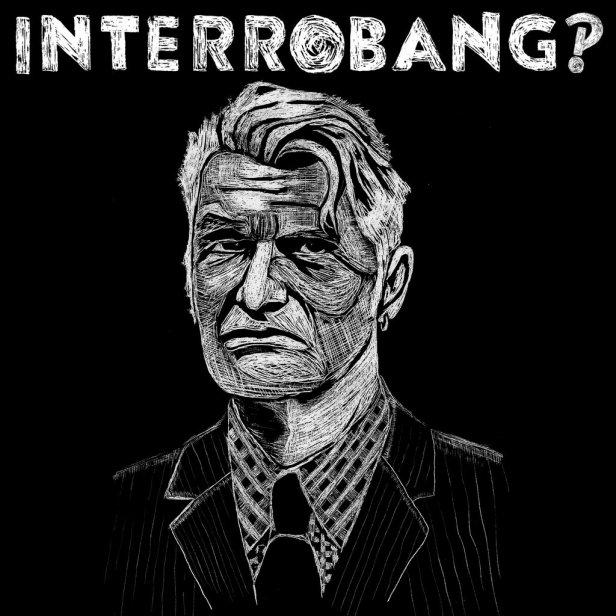 Interrobang -self-titled debut album - cover