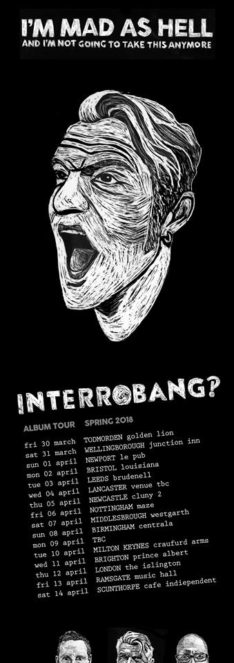 Interrobang tour dates 2018