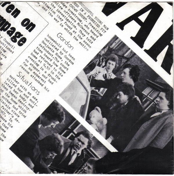 The Cravats - Gordon - re-release