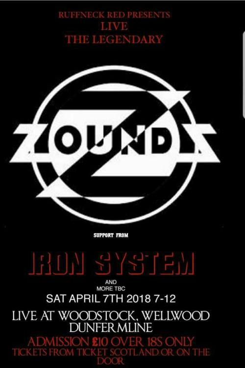 Zounds - 7 April 2018