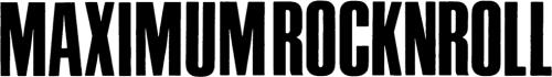Maximum Rocknroll banner