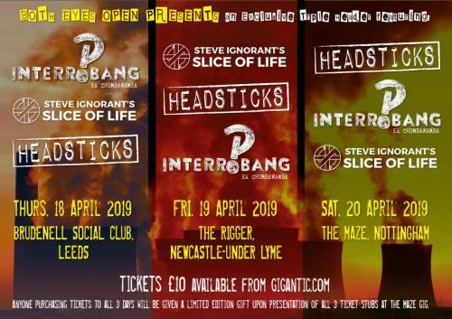 Slice of Life - Interrobang - Headsticks