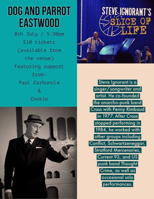 Slice of Life - Eastwood - 8 July 2019