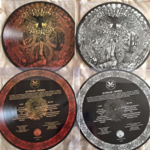 Oi Polloi - Saorsa picture disc (2 versions)