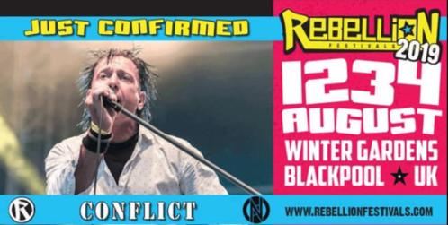 Conflict - Rebellion 2019