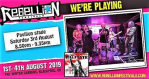 Hagar the Womb - Rebellion 2019