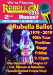 Rebellion 2019 - Rubella Ballet