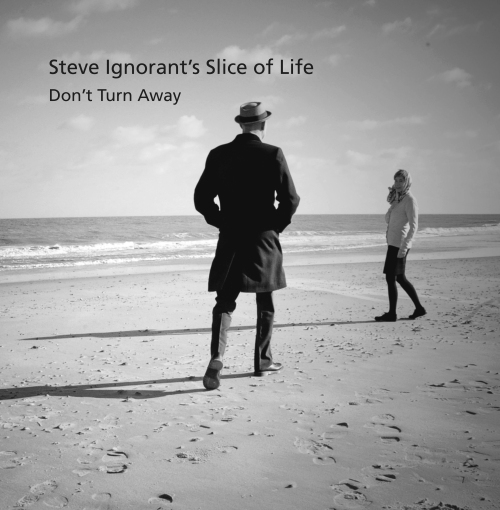 Slice of Life - Don't Turn Away - album - cover
