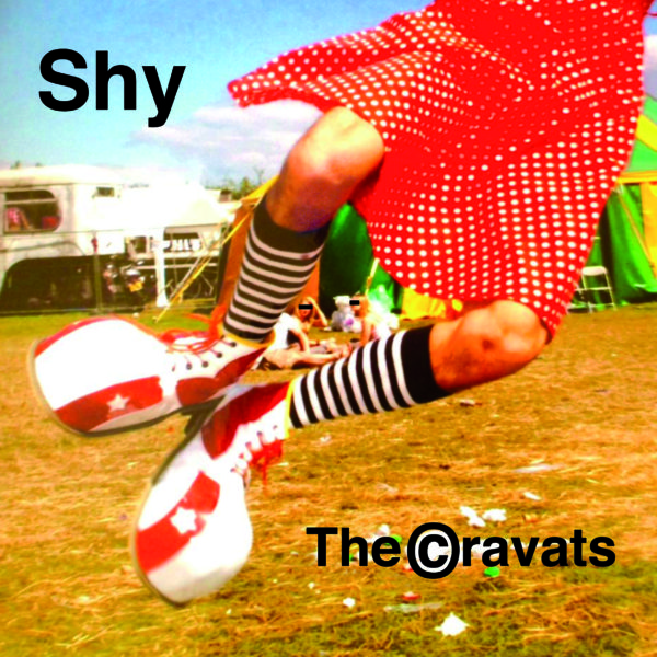 The cover of The Cravats' single Shy, released in 2019