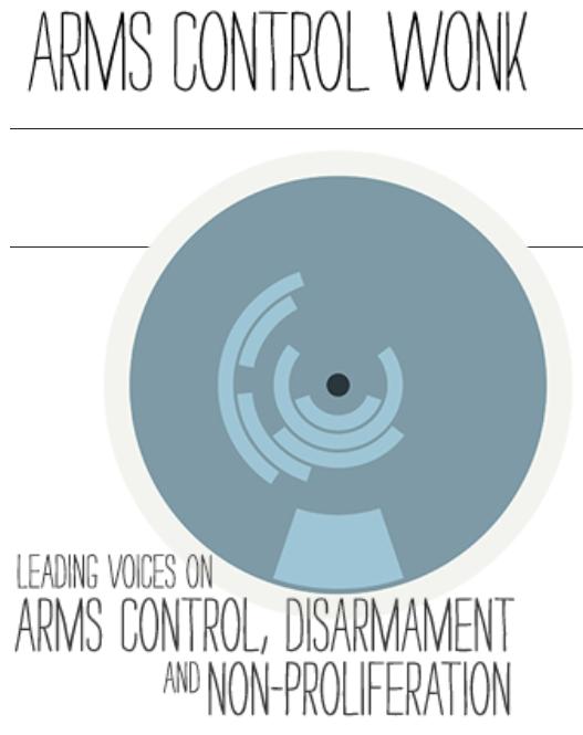 Arms Control Wonk logo