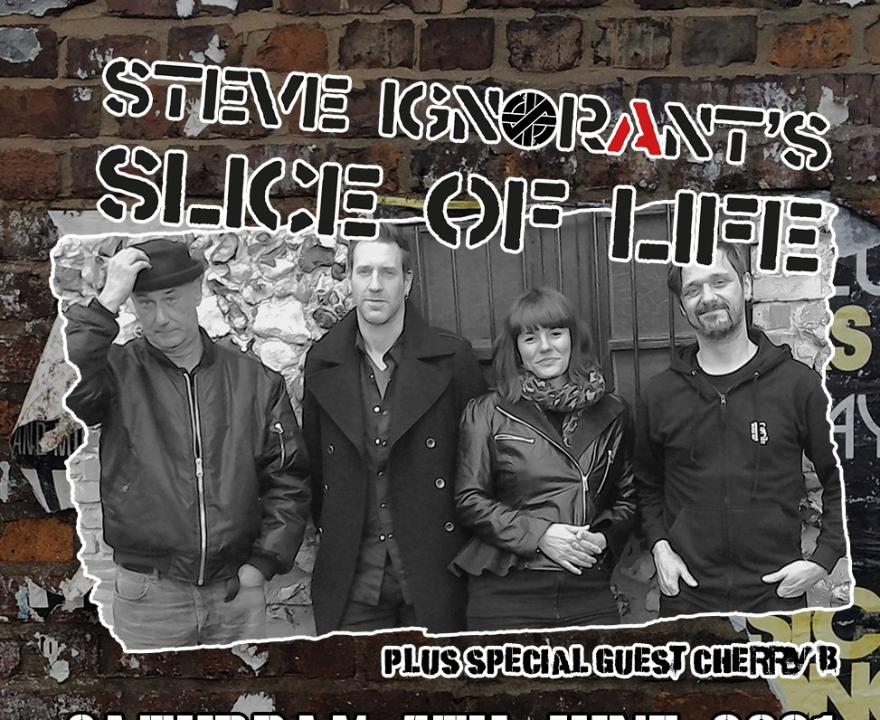 Slice of Life - live dates in June 2021