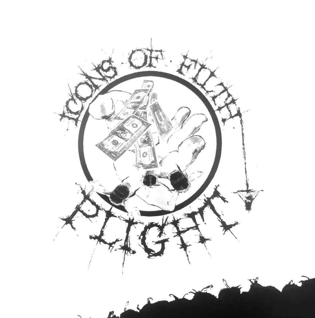 Icons of Filth - Plight - front cover